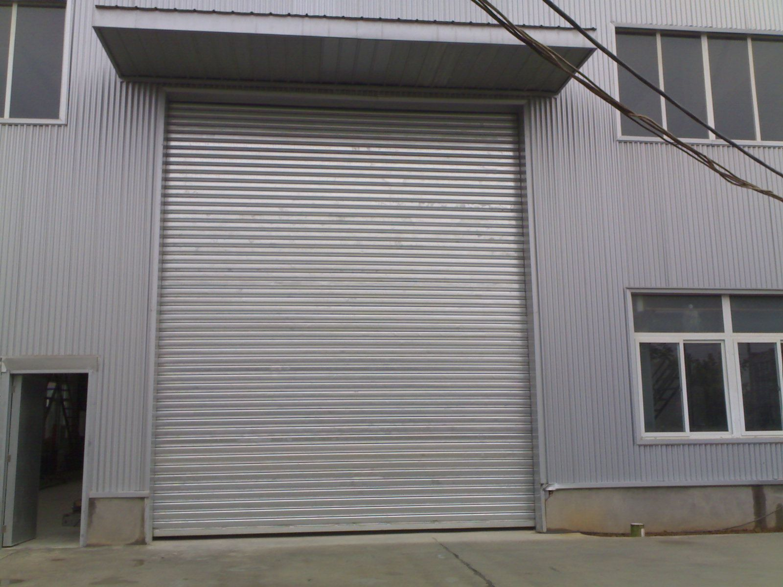 天津电动卷帘门安装与维修厂家