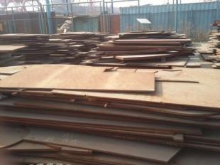 上海钢板回收上海废旧钢板料回收上海废旧机械设备回收拆除