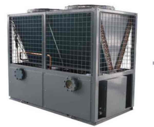山东金光制冷空调主机水源热泵风冷模块空调机组产品图片高清大图,本图片由山东金光集团有限公司提供。