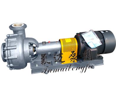 UHB-ZK耐腐耐磨砂浆泵高清大图,本图片由上海氟迈泵阀有限公司提供。