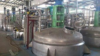 二手化工设备回收 上海苏州倒闭化工厂化工设备回收