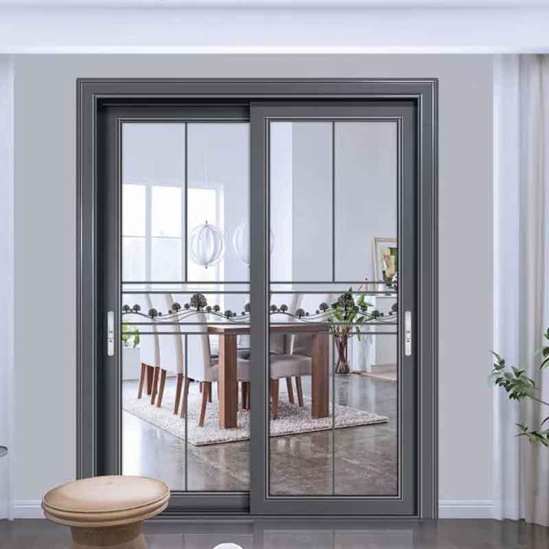 厂家定制客厅推拉门厨房卫生间隔断门报价 客厅吊趟门推拉移门&8203