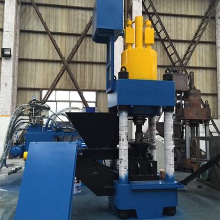 铝屑压饼机立式360吨产品图片高清大图,本图片由江阴市亿迈圣液压机械有限公司提供。