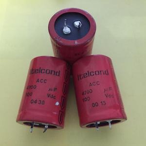 Itelcond艾特康电容产品图片高清大图,本图片由南京赛门仪器设备有限公司提供。