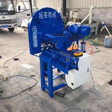 山西全自动钢管切管机速度快没毛刺产品图片高清大图,本图片由河北越来机械设备有限公司提供。