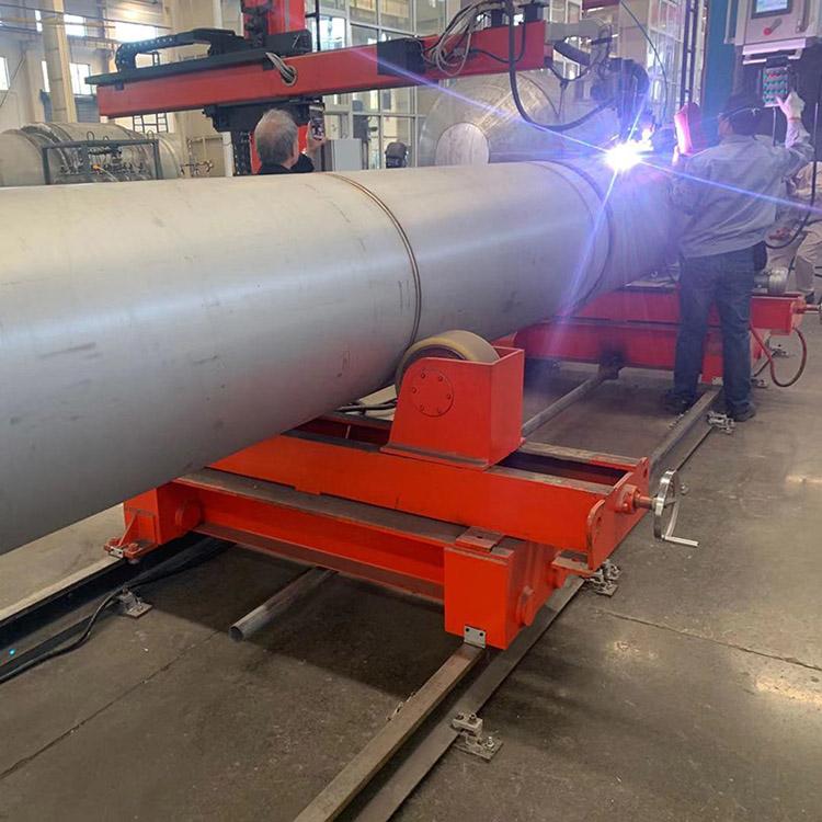 不锈钢管道环缝自动大型焊接机