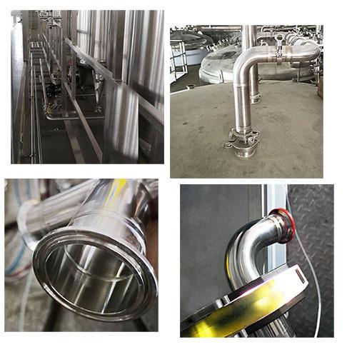 不锈钢管道氩弧焊机自动化焊接设备