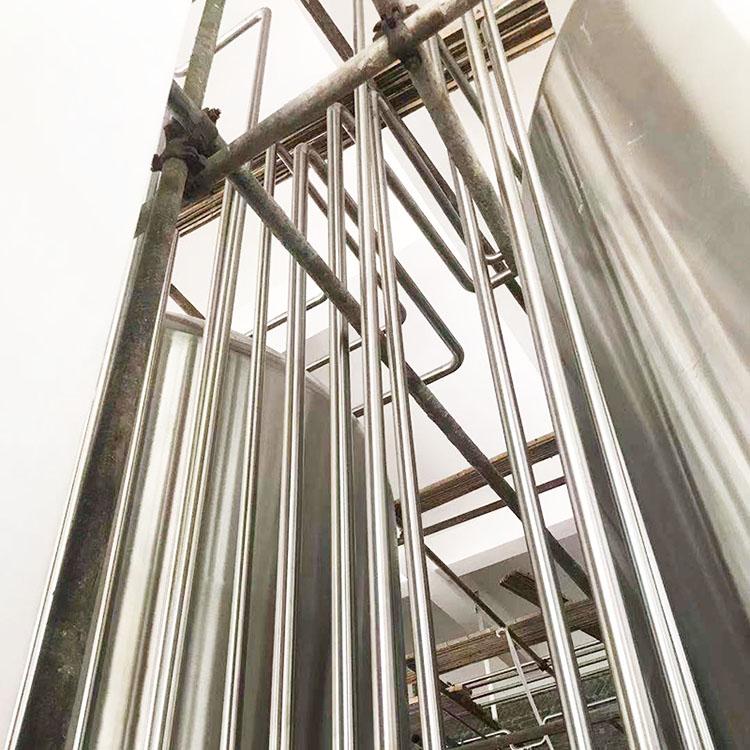 戈岚孚来承接不锈钢管道自动焊机焊接的纯化水管道焊接施工
