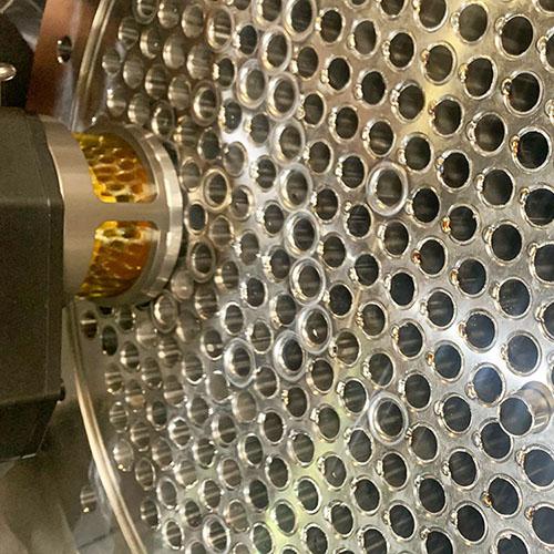 不锈钢氩弧焊接换热器板管自动焊机