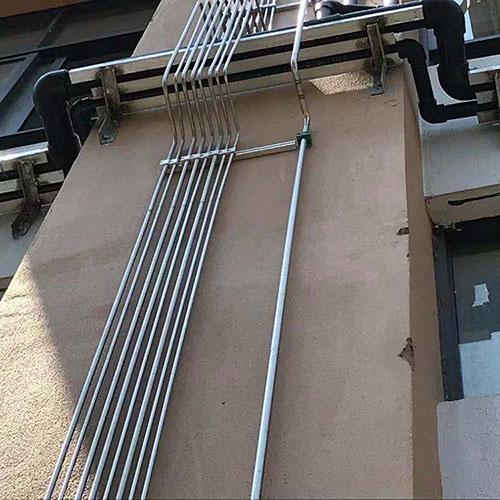 气体实验室管路室外施工不锈钢管道自动焊接机
