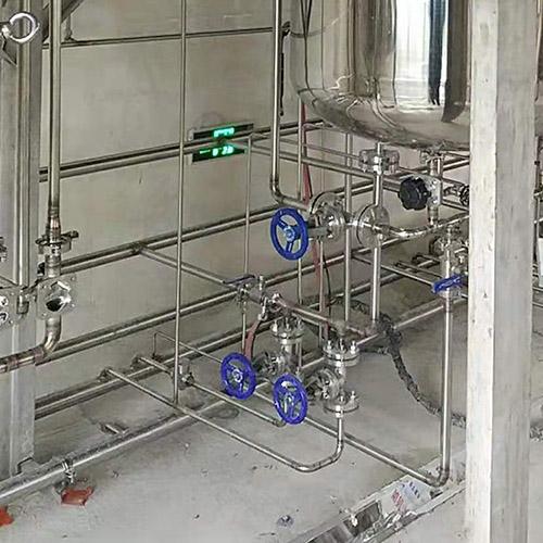 自动氩弧焊接轨道式不锈钢管道焊机