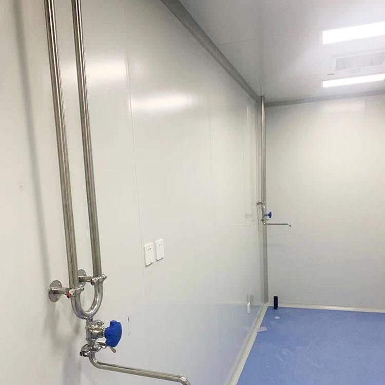 自动化不锈钢管道对接焊机乳制品厂卫生管焊接安装施工